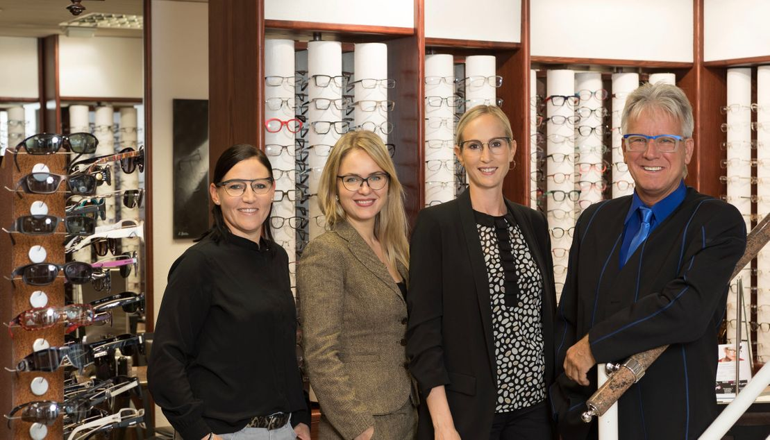 optiker team - darms augenoptik - ilanz / disentis